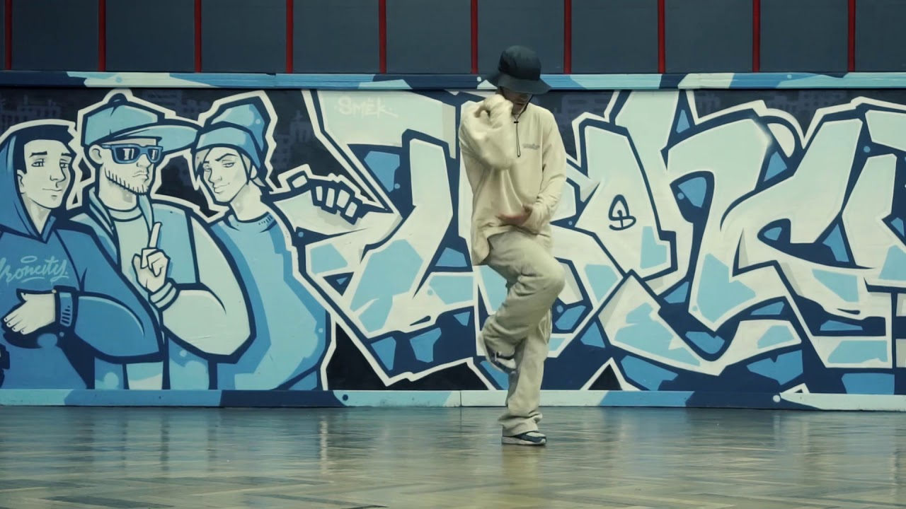 ANDREY STYLEZ 🇺🇦 hip hop on the ground .