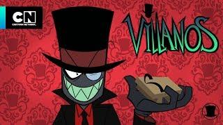 Videos de orientación para villanos: Los casos perdidos del futuro | Villanos | Cartoon Networks