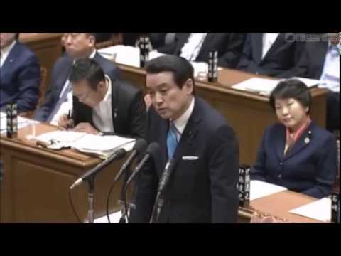 元民進・江田憲司「戦争体験を聞いた事がないから....なのか、その辺の影響は分かりませんが~」