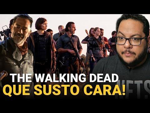THE WALKING DEAD: Negan morre ou vive?   8x16   Comentários