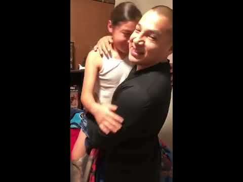 Fishhead - WATCH: Military Dad Surprises Sleeping Son with Homecoming