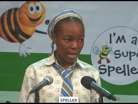 2ND PILOT SPELLING BEE COMPETITION KADUNA STATE