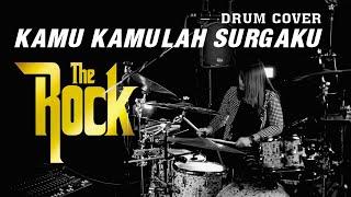Kamu Kamulah Surgaku The Rock Drum Cover By Vitha Vee