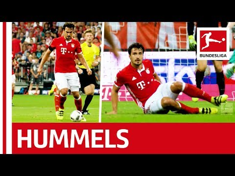 Mats Hummels - Bayern's Defensive Rock