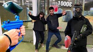 EXTREME Paintball Challenge... (GEWINN 1000€)