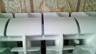Двух трубная система отопления напольного котла, в частном доме своими руками.