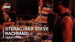 Sterac (aka Steve Rachmad) Boiler Room x Dekmantel Festival DJ Set