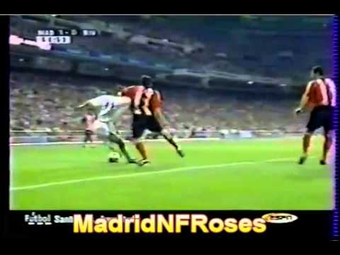 Real Madrid 3 - River Plate 1 - Trofeo Bernabeu Homenaje  a Alfredo Di Stefano