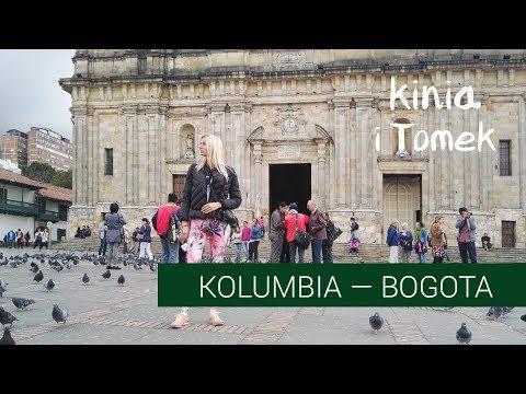 Kolumbia Bogota, Europejskie miasto w Ameryce Południowej.SUB.