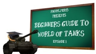 WoT Tips - Beginners Guide - Episode 1 - The Garage