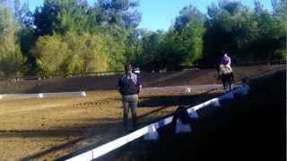 USEF Developing Rider Training with David O