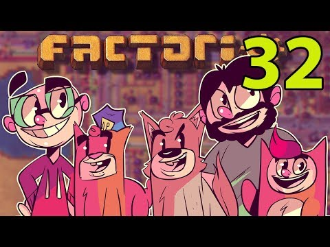 Northernlion and Friends Play: Factorio! [Episode 32]