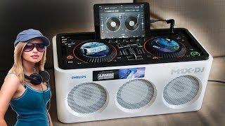 Акустическая система M1X-DJ Philips DS8900/10 - Обзор