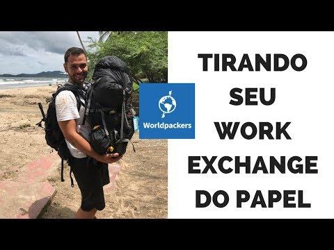 Como Planejar seu Work Exchange com o WorldPackers - Trabalho Voluntário pelo mundo