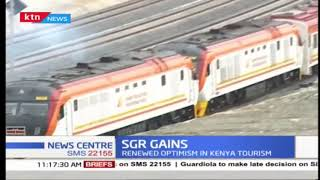 Renewed optimism in Kenya's tourism SGR ranked among the best rail tours 2019