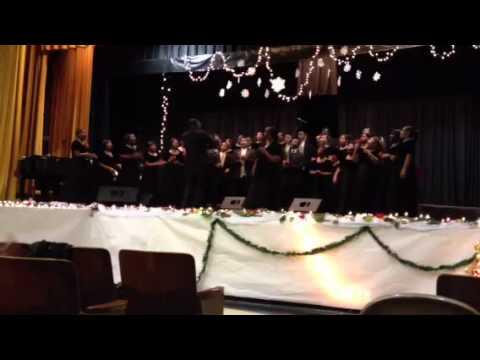 A Christmas Celebration 2011 Greenville Weston High School
