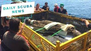 Daily Scuba News - Divers Find A Secret