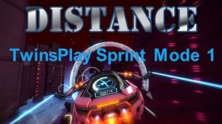 TwinsPlay Distance Beta 1: Sprint Mode Broken Symmetry