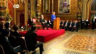 ميركل تؤكد حاجة أوروبا لبريطانيا قوية | الجورنال