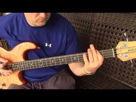 TOOL- Stinkfist Bass HD - 2018