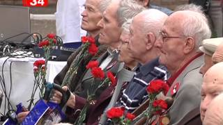 Ветеранов с 9 мая поздравили и в госпиталях