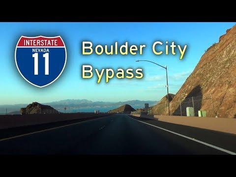 Interstate 11 Nevada: Boulder City Bypass
