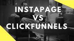 Instapage Vs Clickfunnels - Which one is best for you?