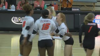 Tusculum Sweeps UVA-Wise