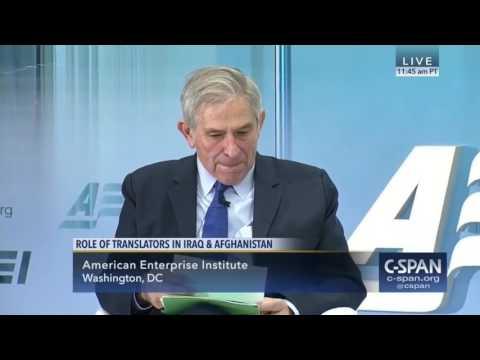 Former CIA Director David Petraeus Interviewed