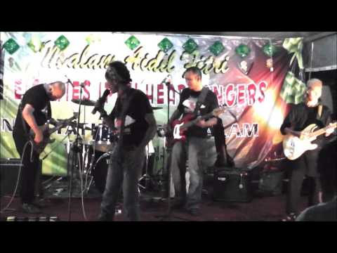 Angel Hearts Band Stage Show - Malam Aidilfitri 5th Reunion 80's Ipoh Headbangers (17Ogo13)