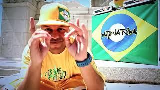 Baixar Hino Nacional Brasileiro -  Matéria Rima (Versão RAP)