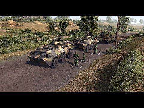 Men of War  Assault Squad 2 world war 3 Russia vs US  