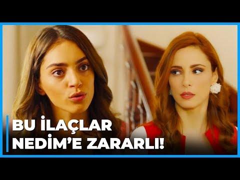 Cemre, Nedim'in İlaçlarından Şüphelendi! - Zalim İstanbul 7. Bölüm