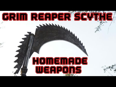 how to make homemade weapons