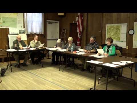 CASCO BOARD OF TRUSTEES MEETING (03-10-2015)