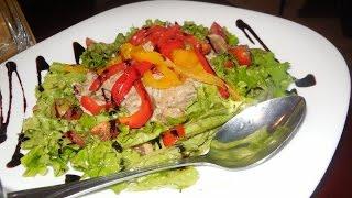 Рецепты салатов на новый год 2015