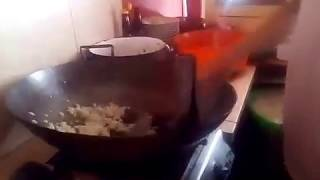 Membuat Nasi Goreng Jawa, Khas Lamongan