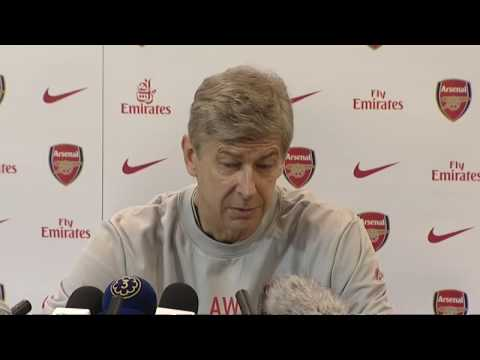 Arsene Wenger gives his support to Thierry Henry