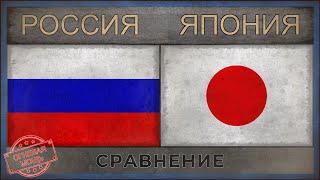 РОССИЯ vs ЯПОНИЯ | Сравнение армий [2018]