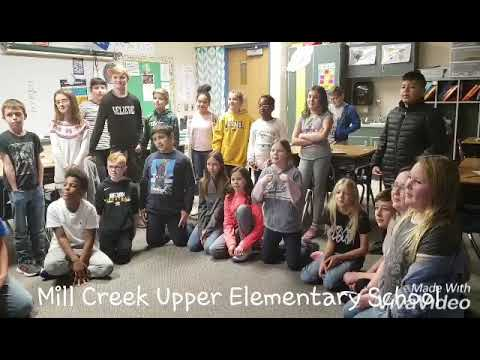 Mill Creek Upper Elementary School PRIDE