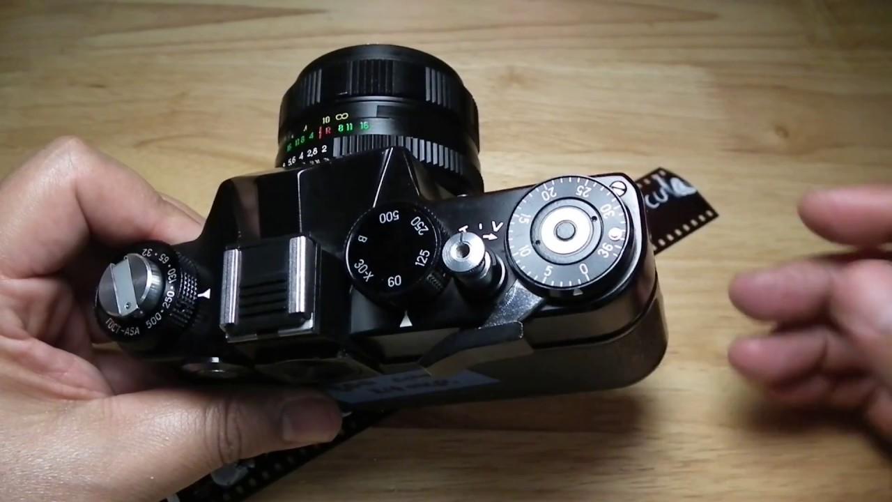 dpelicula instalando el film en la zenit 12 xp slr 35mm rh youtube com camara zenit 12xp manual español pdf