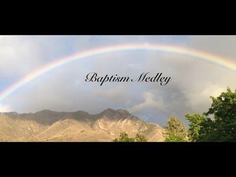 Baptism Medley -  Monica Scott (feat. Susan Jordan Crump)