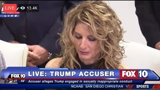 BREAKING: President Elect Donald Trump To Be Sued By Sexual Assault Accuser - Gloria Allred