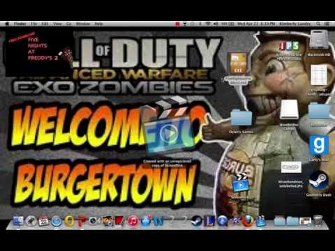 How To Get Five Nights At Freddys 2 For Free On Mac! No Torrents!