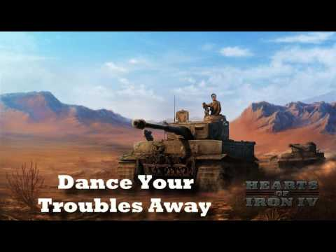 Hearts of Iron IV - Dance Your Troubles Away (Allied Radio)