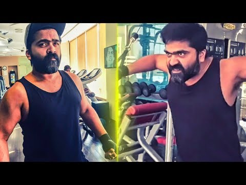 STR's Verithanam Workout Video | Simbu's Amazing transformation!! | TK 838