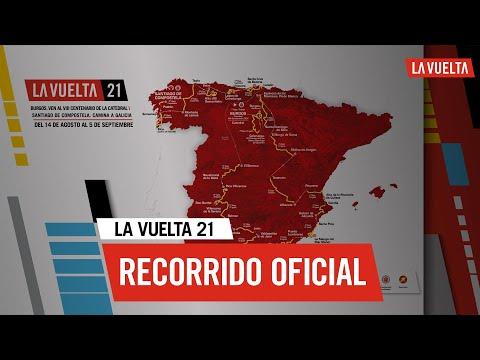 VÍDEO El Concejo de Ponga, protagonista de La Vuelta Ciclista España