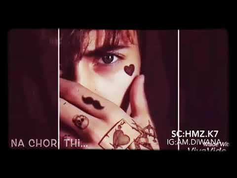 Kch shoq Hai yaar faqeeri da new version || lyrics song