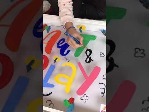 Art Light Activity Box 5-in-1