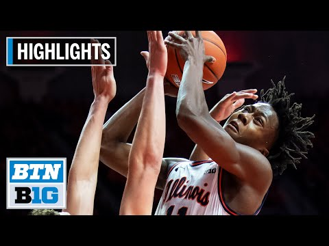 highlights:-illini-hold-on-vs.-hoosiers-|-indiana-at-illinois-|-march-1,-2020